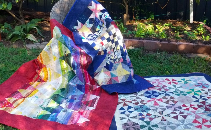 Life is like a Patchwork Quilt: Life lessons from quilts